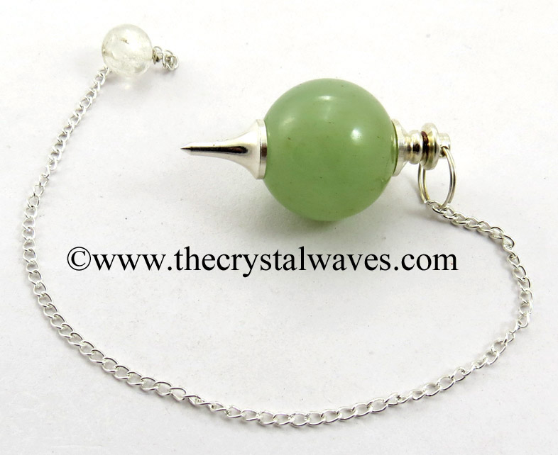Round Ball Pendulums With Metal Chain