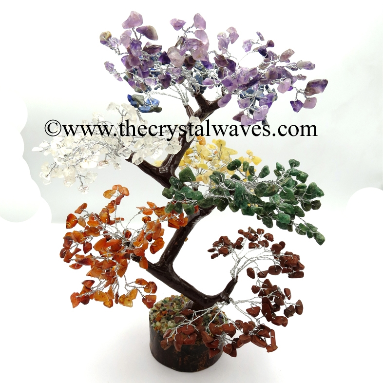Gemstones Tree Large-Custom-DIY