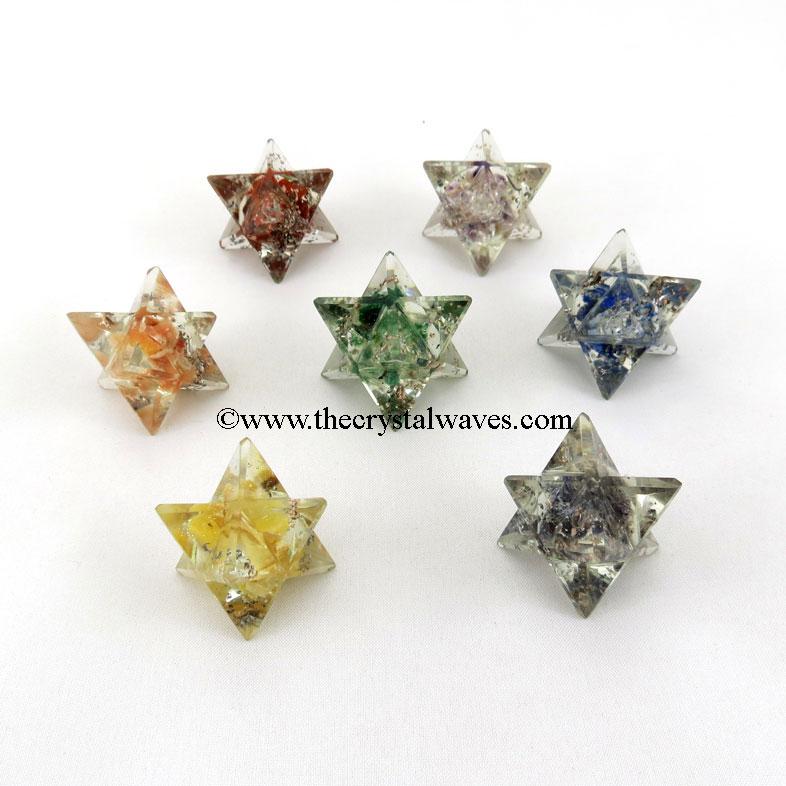 Orgone Merkaba / Star