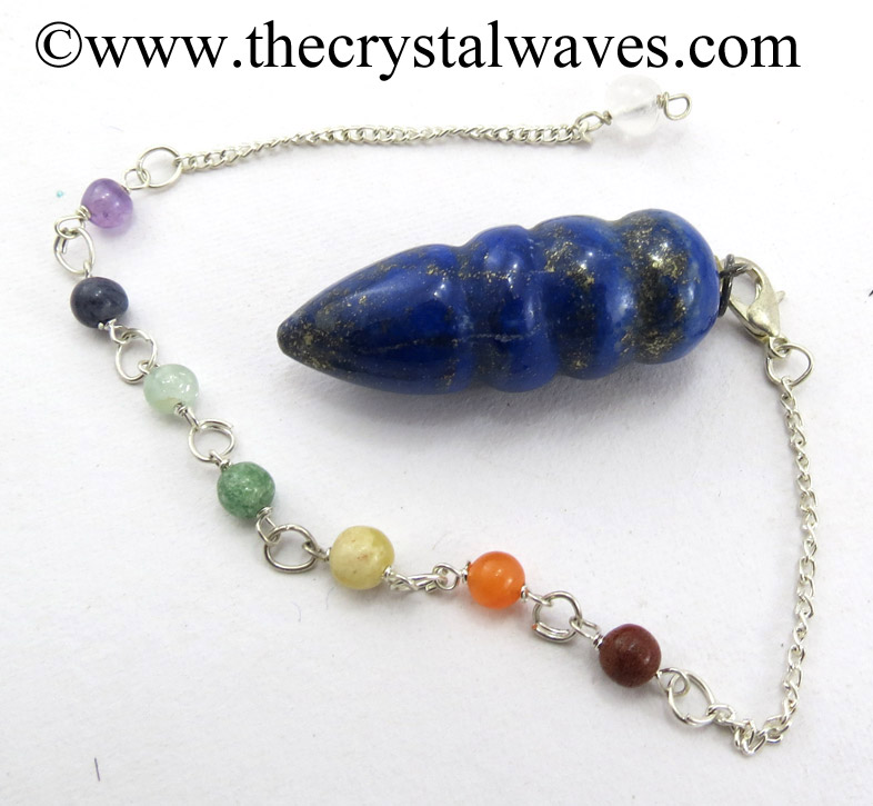 Egyptian Style Pendulums With Chakra Beads Chain
