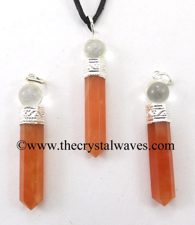 2 Pc Pencil Pendants