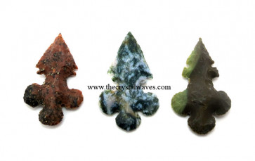 Flower Bottom Arrowhead
