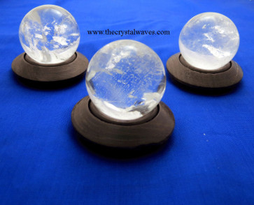 Crystal Quartz Ball B Grade