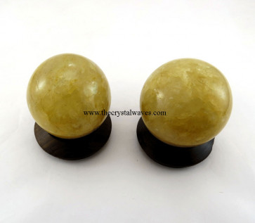 Yellow Aventurine  Ball
