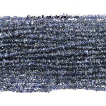 Iolite Chips Strands