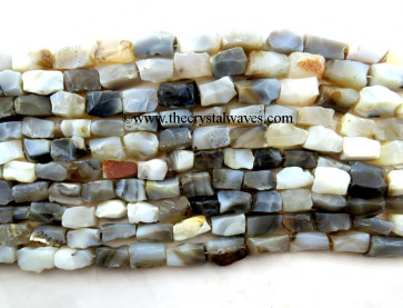 Dendritic Agate Hand Knapped Rectangle Nuggets