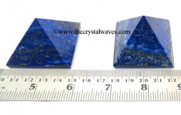 Lapis Lazuli 35 - 55 mm wholesale pyramid