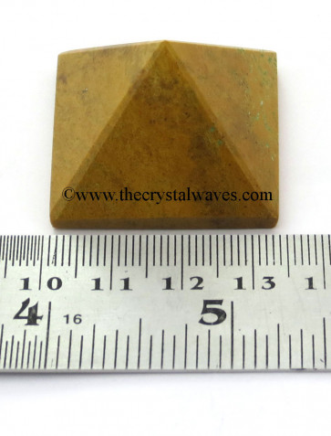Camel Jasper  35 - 55 mm wholesale pyramid