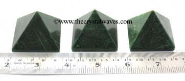 Green Aventurine (Dark)  35 - 55 mm wholesale pyramid