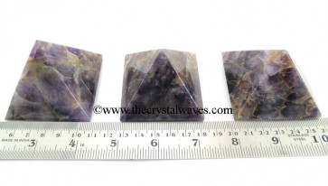 Amethyst more than 55 mm Large wholesale pyramid