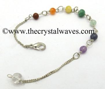 Chakra Pendulum Chain Cun Bracelet
