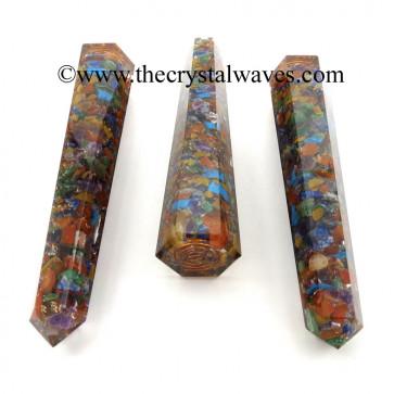 Chakra Chips Orgone Obelisk