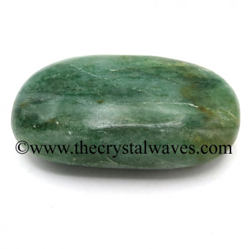 Green Aventurine Dark Big Pillow/Palmstone Shapes