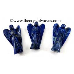 "Lapis Lazuli  1.50"" Angels"