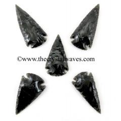 "Black Obsidian 2"" - 2.50"""