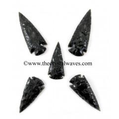 "Black Obsidian 2.50"" - 3"""