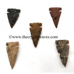 Agate Flat Notched Arrowhead