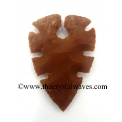 Agate 7 Notched Arrowhead