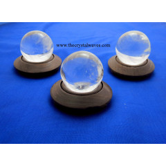 Crystal Quartz  Ball AB Grade