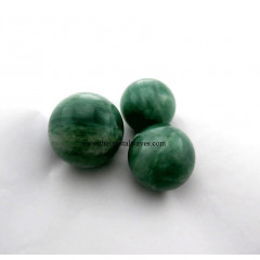Green Aventurine (Light) Ball