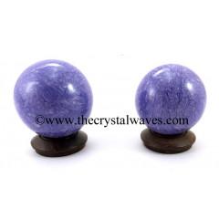 Charoite (Manmade) Ball / Sphere