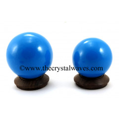 Turquoise (Manmade) Ball / Sphere