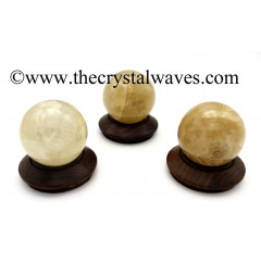 Citrine Quartz Ball / Sphere