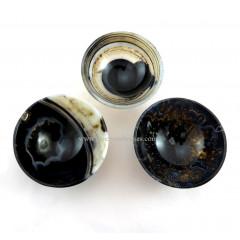 """3"""" Black Onyx Bowl"""