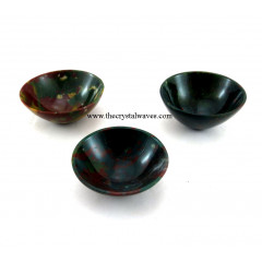 "3"" Blood Agate Bowl"