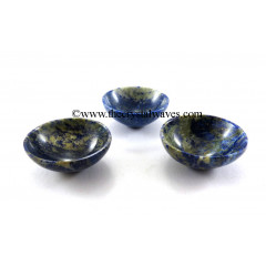 "Lapis Lazuli 3 "" Bowl"