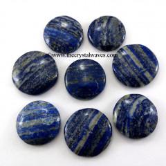 Lapis Lazuli Round  Cabochon