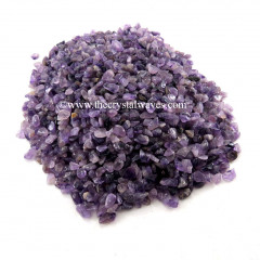 Amethyst Good Quality Undrilled Chips