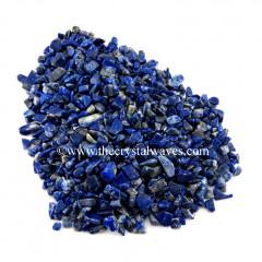 Lapis Lazuli Undrilled Chips.