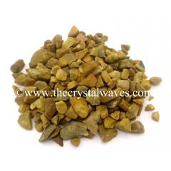 Camel Jasper Raw Undrilled Chips