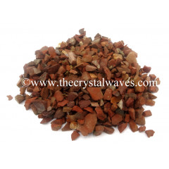 Red Jasper Raw Undrilled Chips