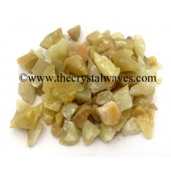 Yellow Aventurine Raw Undrilled Chips