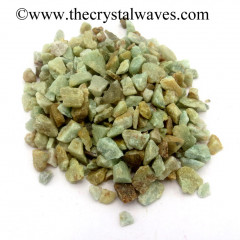 Green Aventurine ( Light) Raw Undrilled Chips