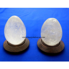 Crystal Quartz C Grade Egg