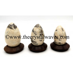 Cream Moonstone Eggs