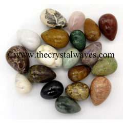 Mix Assorted Gemstone Eggs