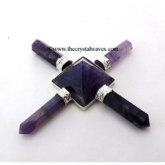Amethyst  Big Pyramid Energy Generator