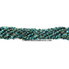 Chrysocolla Chips Strands