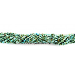 Turquoise Chips Strands