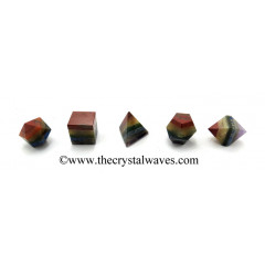 7 Chakra Bonded 5 Pc Geometry Set