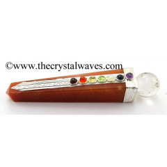 Red Aventurine Tower Chakra Healing Stick