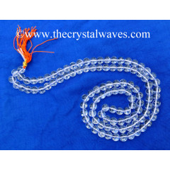 Crystal Quartz A Grade 7 - 9 mm Jap Mala