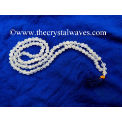Crystal Quartz B- Grade 7 - 9 mm Jap Mala
