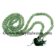 Green Aventurine (Light) Jap Mala