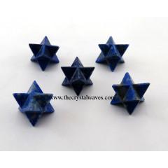 Lapis Lazuli Big Merkaba Star