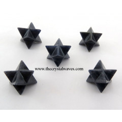 Blue Aventurine Big Merkaba Star
